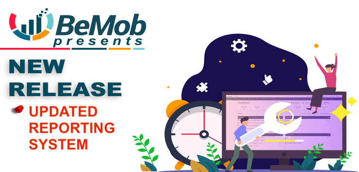 BeMob Updates: Reports Overview